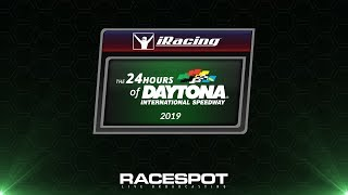 iRacing 24 Hours of Daytona | Part 3 | Hours 12-18