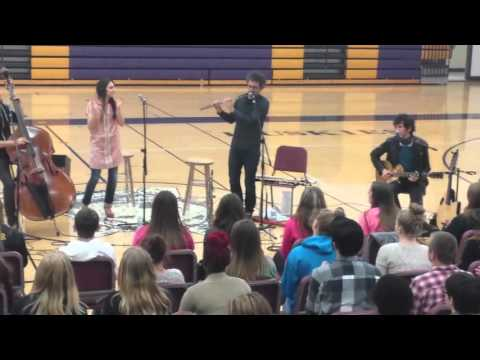Baladino at Wahpeton High School