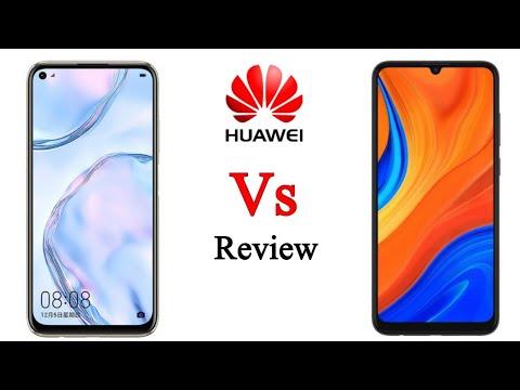 Huawei Nova 6se and Huawei Y6s Review