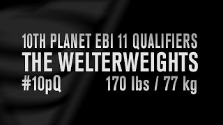 10pQ (EBI 11 10th Planet Qualifiers)