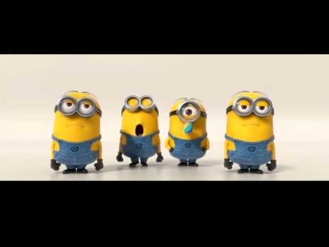One hour of Minions Banana Song