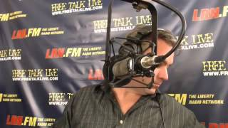 Adam Kokesh Talking About The Freedom Line - Free Talk Live 2014-09-06