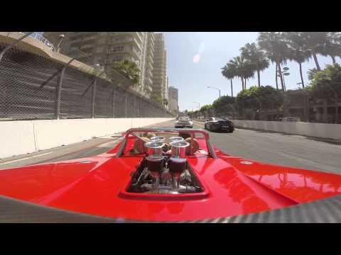 Long Beach Grand Prix Mothers Lap 2015