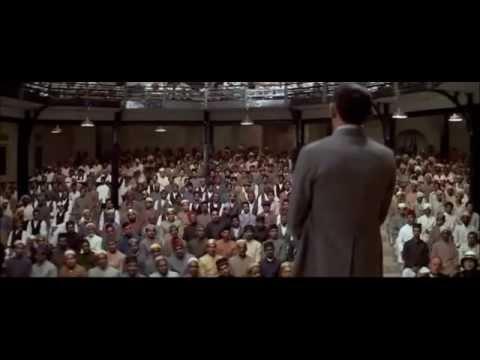 le plus beau discours de Gandhi.wmv