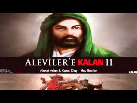 Ahmet Aslan & Kemal Dinç - Hey Erenler [ Aleviler'e Kalan II © 2015 Kalan Müzik ]