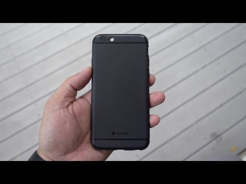 best website 62976 6a394 Caudabe The Sheath Case for the iPhone 6 & 6s - YouTube