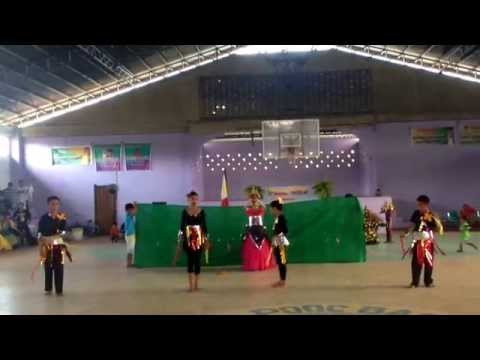 Pooc NHS Sinulog Dance Contest 2015 - Grade 7 Presentation and declared as Champion
