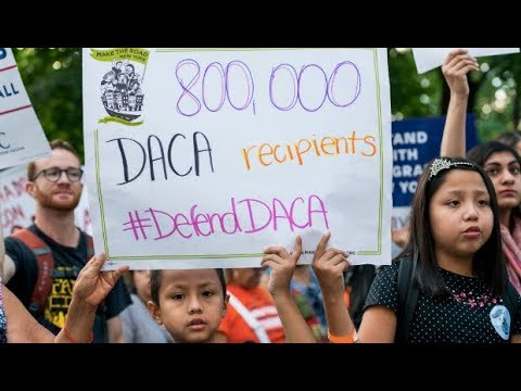 DACA Could Be Next Target For Trump's War on Immigrants