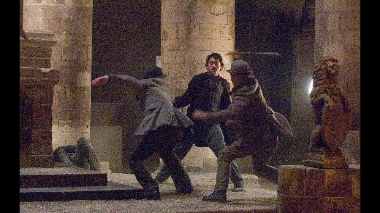 Шерлок Холмс. Боевое искусство - обучение