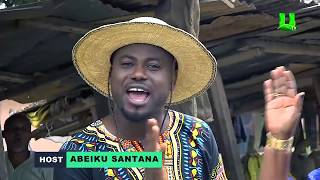Popular actress, Auntie B on #ATUU with Abeiku Santana