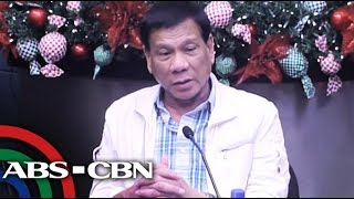 Ikaw Na Ba: Panayam kay Rodrigo Duterte (Unang Bahagi)