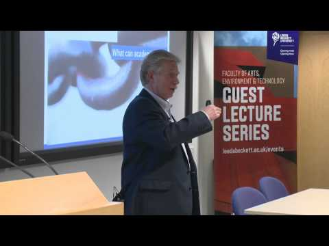 Culture of a Future Integrated Industry - What can Education Provide? A guest lecture by Alan Crane.