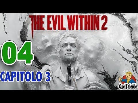The Evil Within 2 - Gameplay ITA - Walkthrough #04 - [Capitolo 3] - Una città da incubo