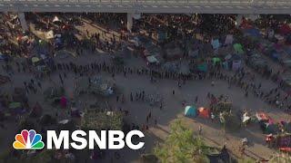 Images of Haitian Immigrants At Border Should 'Make American's Skin Crawl'