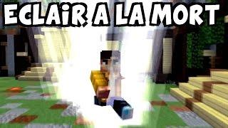 ÉCLAIR À LA MORT DU JOUEUR sur Minecraft - Tuto Vanilla Toutes Versions