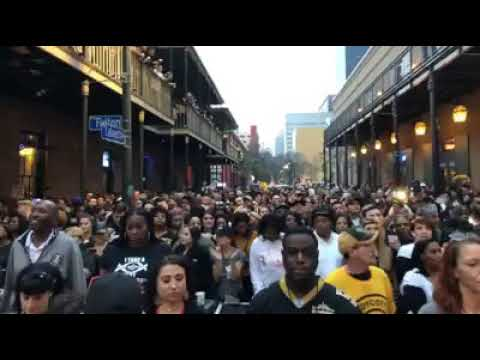 Boycott Bowl 2019  - Who Dat Say Dey Gonna Beat Dem Saints?