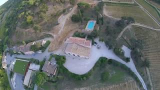 Drone FPV, La Rouillère, Ramatuelle