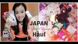 JAPAN'14 Haul ♡ Beauty & Skincare | ohsonicolely