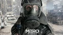 Metro Exodus: Stealth Gameplay