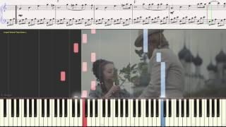 Вальс - Евгений Дога (Ноты и Видеоурок для фортепиано) (piano cover)