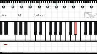 """Tum Hi Ho Aashiqui 2"" | Aditya Roy Kapur, Shraddha Kapoor | Piano tutorial"