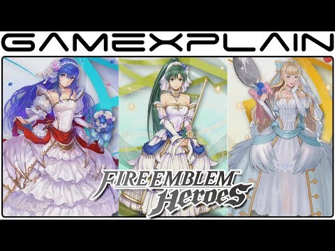 Fire Emblem Heroes - Bridal Blessings Trailer