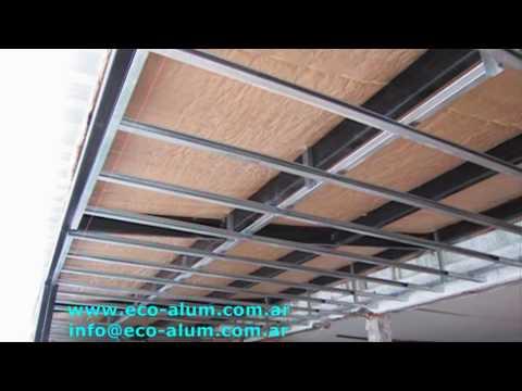Cerramientos de balcon techo de chapa y aberturas de - Como hacer un cerramiento de aluminio ...