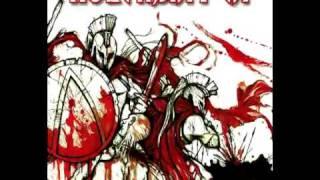 Holy Martyr - The Lion Of Sparta - Hellenic Warrior Spirit + Lyric