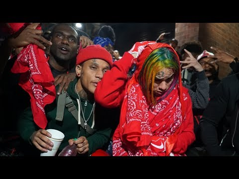 Outside Ep. 1 - 6ix9ine - Kooda ( OFFICIAL BEHIND THE SCENES ) Gummo Performance Tekashi69 W Pvnch