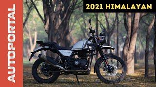 2021 Royal Enfield Himalayan Review  Autoportal