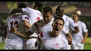 Video Gol Pertandingan Sevilla vs Villarreal
