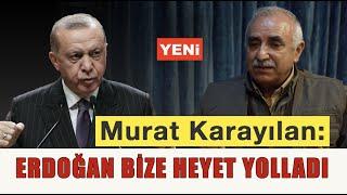 Karayılan Erdoğan Kandile ateşkes için heyet gönderdi