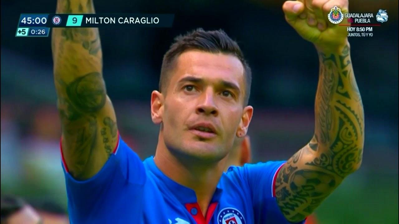 Resumen | Cruz Azul 2 - 1 Pumas UNAM | Liga MX - Clausura 2019  - Jornada 15 |