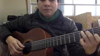 Trăng sáng nói hộ tình anh - Nhạc Hoa - arr Lê Hùng Phong