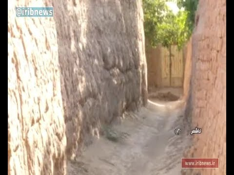 Iran Quzhd ancient village, Kashmar county روستاي باستاني قوژد كاشمر ايران