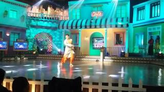 Ashish Patil  Dance In Chala Hava yeu dya