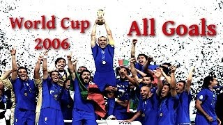 World Cup 2006 All Goals(All goals scored in the world cup 2006 in Germany with english commentary., 2014-03-17T08:55:38.000Z)