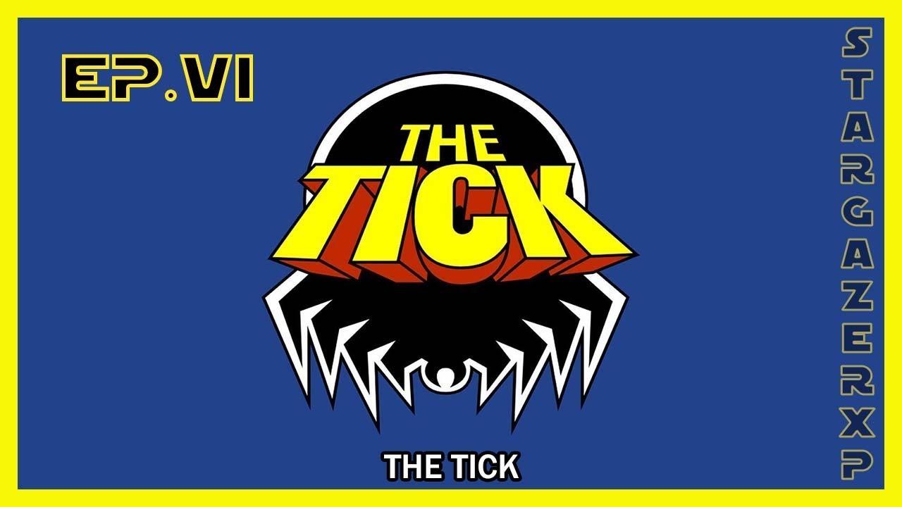 Download The Tick (1994-1996) - S01E06 (The Tick vs. El Seed) | Stargazer-XP