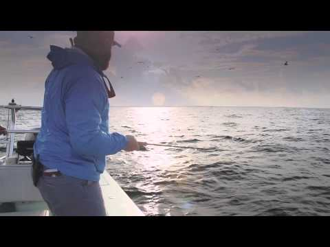 Panama City Beach Fly Fishing, BLOOD In The WATER
