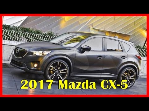 2017 mazda cx 5 picture gallery youtube. Black Bedroom Furniture Sets. Home Design Ideas