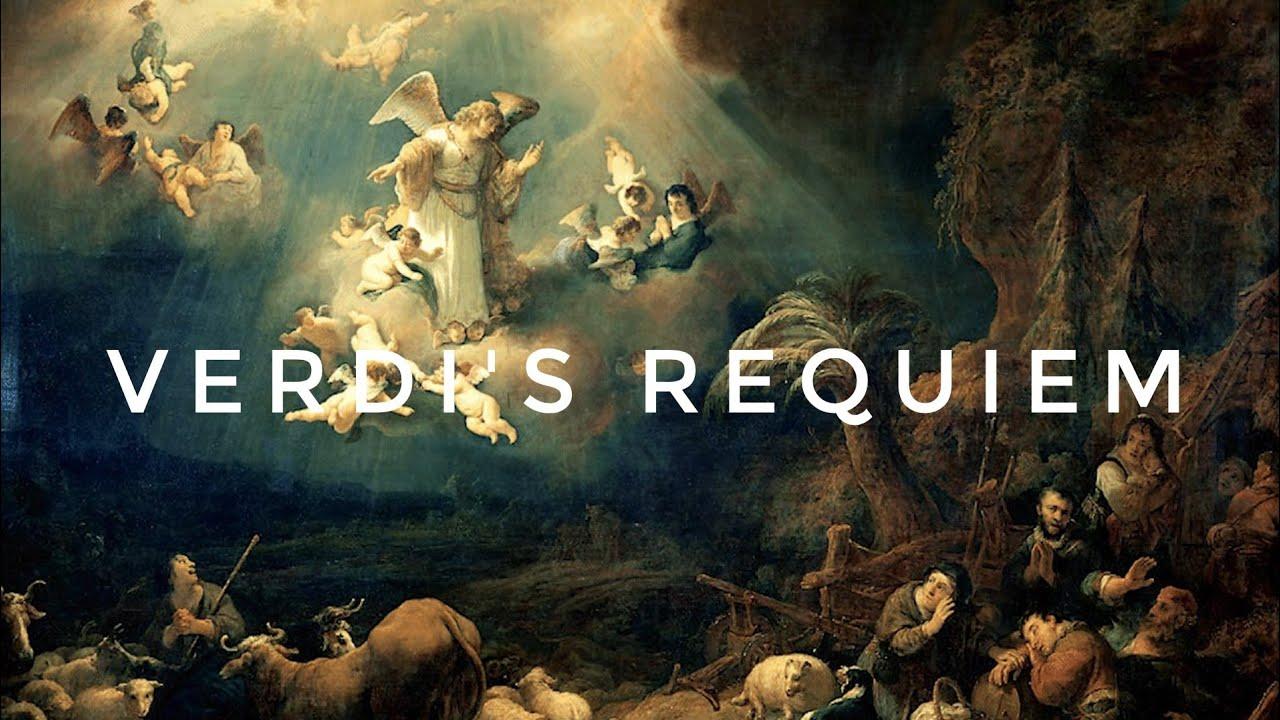 Download VERDI'S REQUIEM, with Pavarotti, Sutherland, Horne, Talvela, Georg Solti conductor [1967]