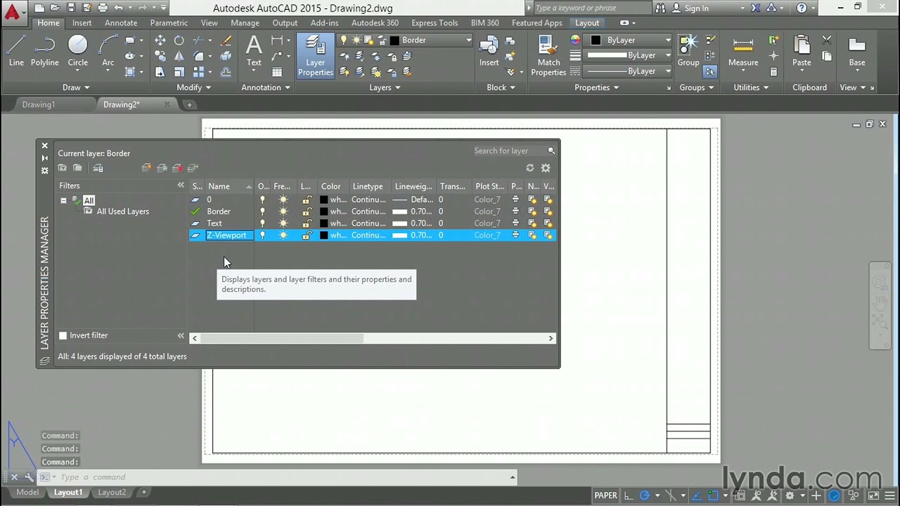 Title Block Wiring Diagram Start Building A Marine Fuse Preparing Template With Autocad Tutorial Lynda Rh Youtube Com Punch 110
