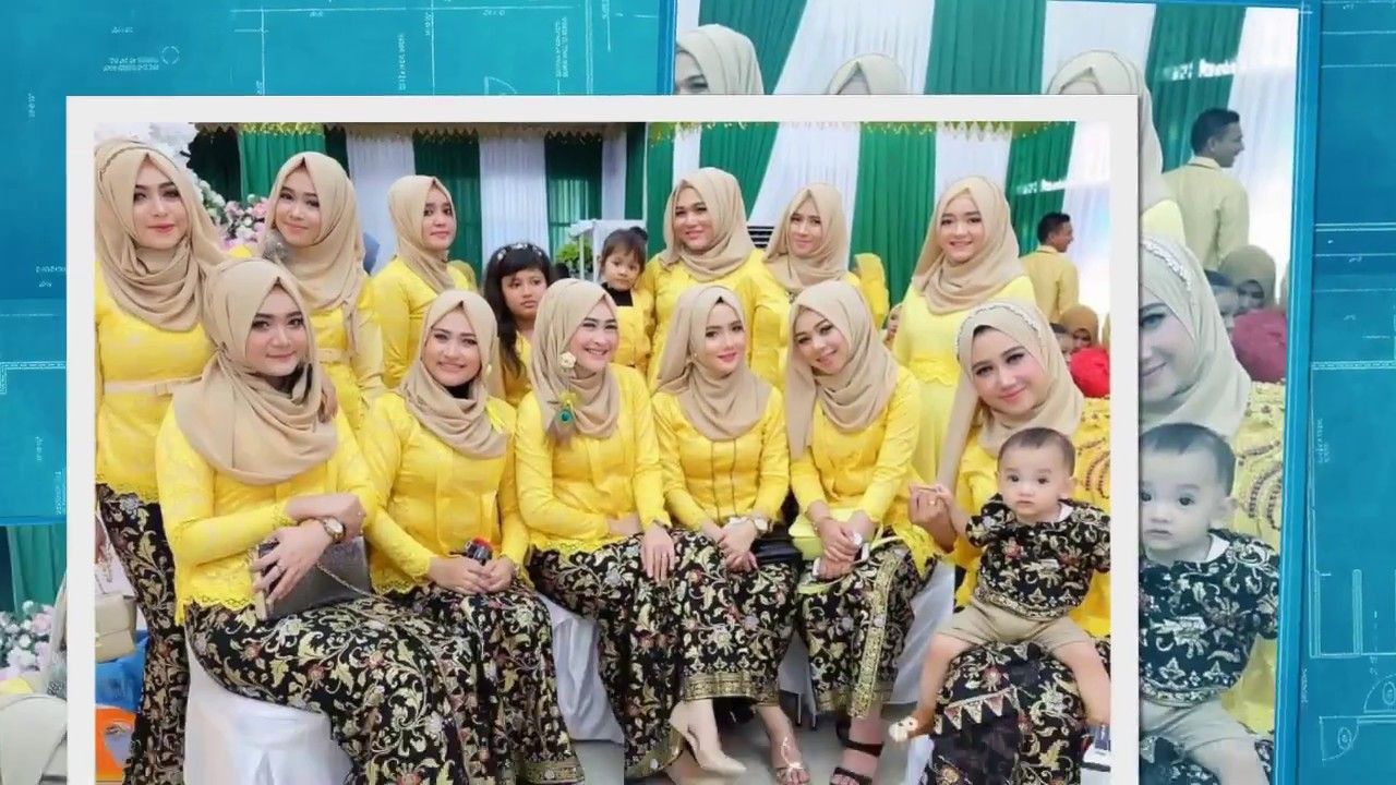 Best Inspirasi Kebaya Kutubaru Modern By Butik My Kebaya YouTube
