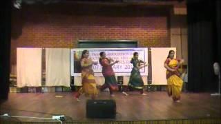 Udurajamukhi Dance - Knanaya Anniversary (KASA) 2012