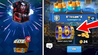 OMG A NEW LEGENDARY?! | 50.000 GEMS MASSIVE CHEST OPENING!
