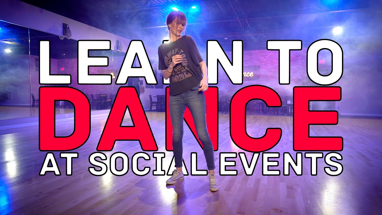 Beginner Tutorial On How To Dance At Social Events