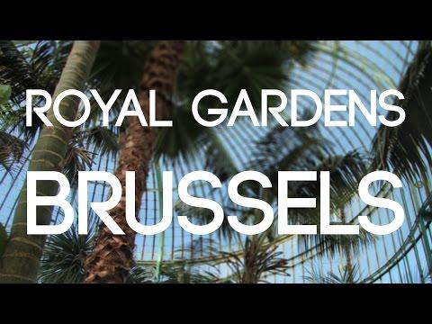 Royal gardens in Brussels // Vlog // Ian Komac