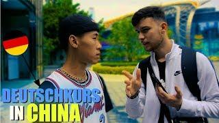 DEUTSCH-KURS in CHINA !..😂  STREET COMEDY   Denizon