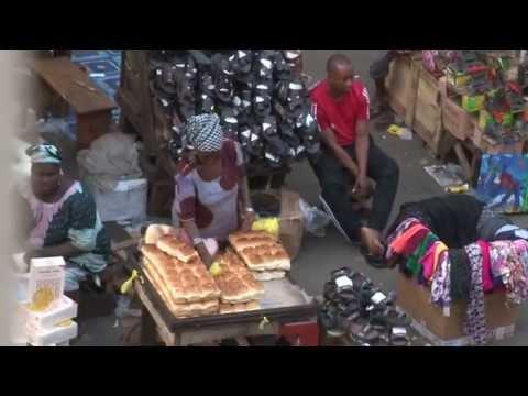 Ar Catch you na PZ, Freetown, Sierra Leone