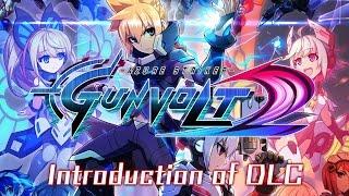 Azure Striker GUNVOLT 2 - Introduction to DLC
